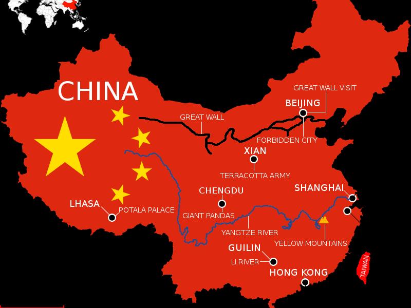 הפחדים של סין