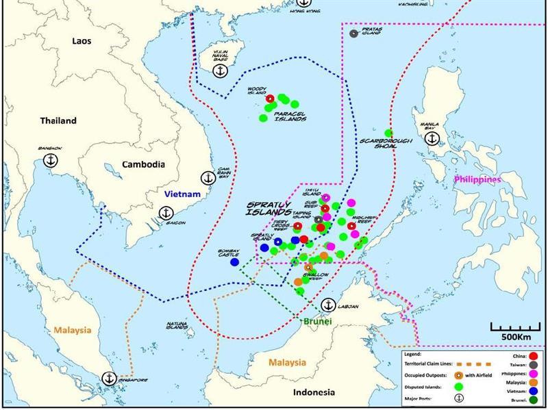 מהלכים צבאיים בים הסיני